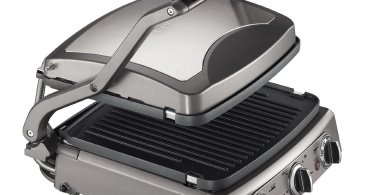 Cuisinart GR50E Multifunktionsgrill Griddler Pro in anthrazit